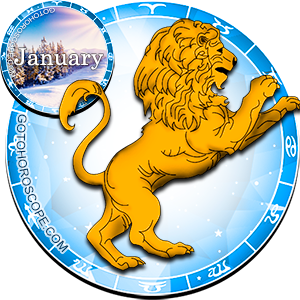 2013 January Horoscope Leo for the Snake Year