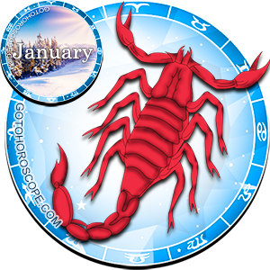 Monthly January 2014 Horoscope for Scorpio