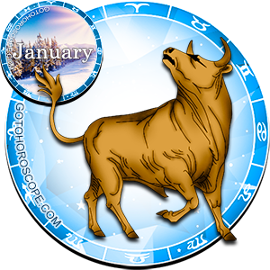 Monthly January 2012 Horoscope for Taurus