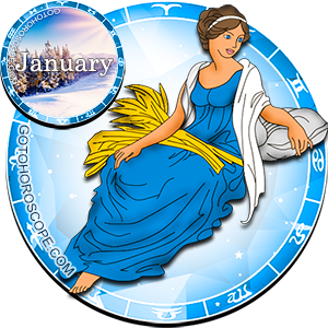 Monthly January 2015 Horoscope for Virgo