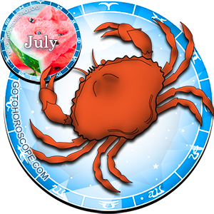 Monthly July 2011 Horoscope for Cancer