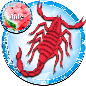Daily Horoscope for Scorpio for July 13, 2012