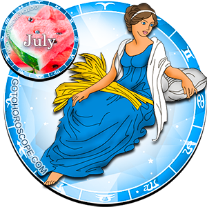 Monthly July 2015 Horoscope for Virgo