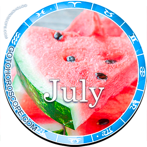 Horoscope for July 2012