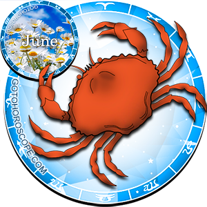 Monthly June 2014 Horoscope for Cancer
