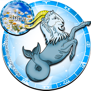 Monthly June 2013 Horoscope for Capricorn