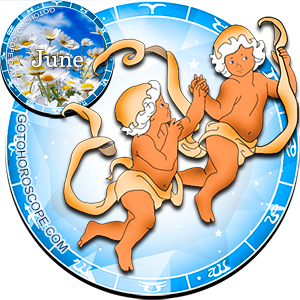 2012 June Horoscope Gemini for the Dragon Year