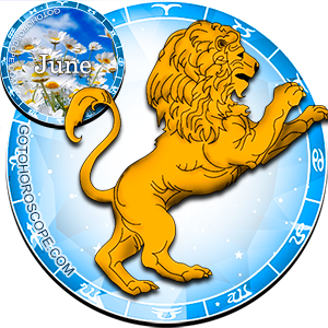 Monthly June 2016 Horoscope for Leo