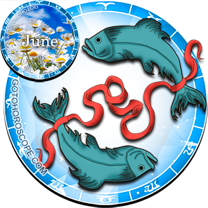 2012 June Horoscope Pisces for the Dragon Year