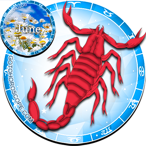 Monthly June 2014 Horoscope for Scorpio