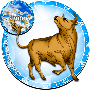 Monthly June 2012 Horoscope for Taurus