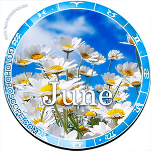 Monthly June 2013 Horoscope