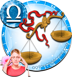 2015 Health Horoscope for Libra Zodiac Sign