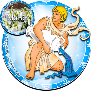 Aquarius Horoscope for March 2016