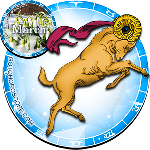 Daily Horoscope for Aries for March 19, 2013