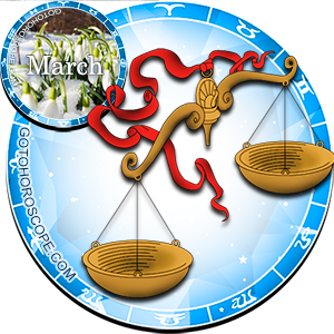 Monthly March 2015 Horoscope for Libra