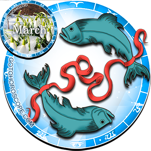 Daily Horoscope for Pisces for March 19, 2013