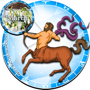 Monthly March 2011 Horoscope for Sagittarius