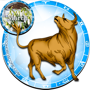 Monthly March 2010 Horoscope for Taurus