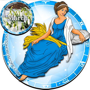 Daily Horoscope for Virgo for March 18, 2013