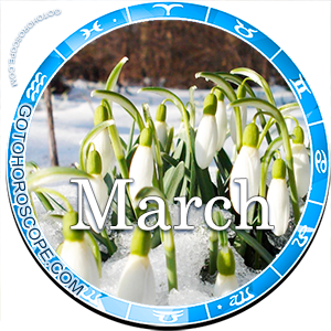 Horoscope for March 2012