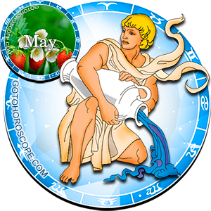 Daily Horoscope for Aquarius for May 22, 2014