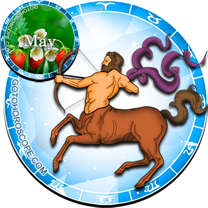 Daily Horoscope for Sagittarius for May 24, 2012