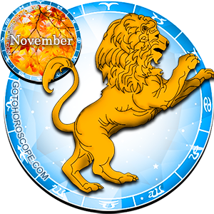 Daily Horoscope for Leo for November 22, 2011