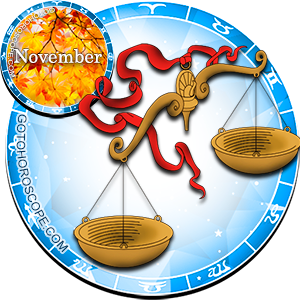 Monthly November 2012 Horoscope for Libra