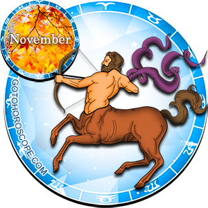 Daily Horoscope for Sagittarius for November 17, 2011