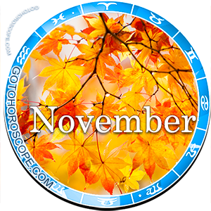 Monthly November 2015 Horoscope