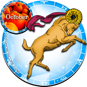 Monthly October 2015 Horoscope for Aries