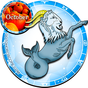 Capricorn Horoscope for October 2015