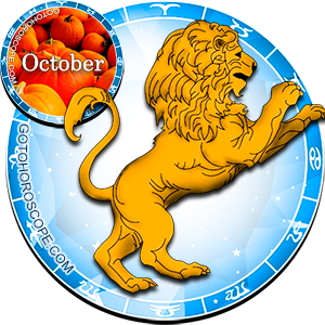 Monthly October 2013 Horoscope for Leo