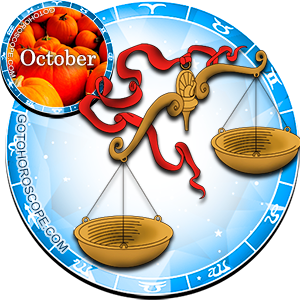 Monthly October 2014 Horoscope for Libra