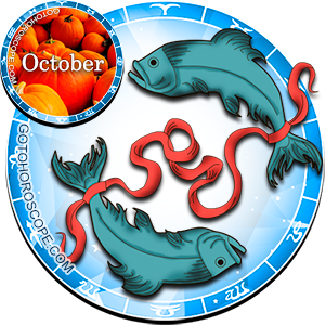 Monthly October 2015 Horoscope for Pisces