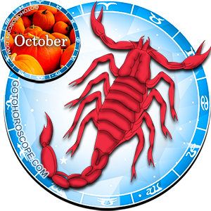 Monthly October 2011 Horoscope for Scorpio