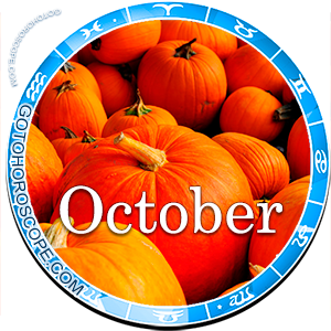 Monthly October 2012 Horoscope