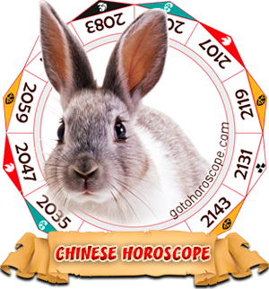 2010 Chinese Horoscope Rabbit for the Tiger Year