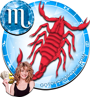 2015 Money Horoscope for Scorpio Zodiac Sign