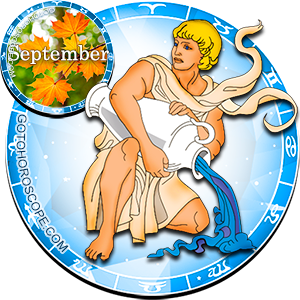 Monthly September 2011 Horoscope for Aquarius