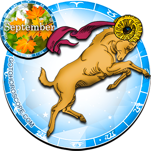 Monthly September 2016 Horoscope for Aries