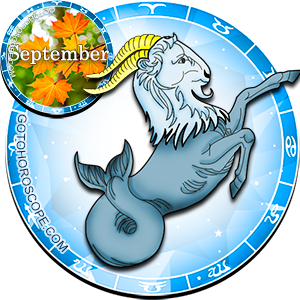 Monthly September 2012 Horoscope for Capricorn