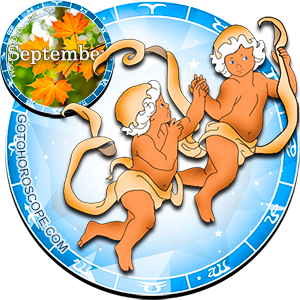 2012 September Horoscope Gemini for the Dragon Year