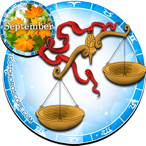 Monthly September 2015 Horoscope for Libra