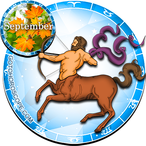Monthly September 2013 Horoscope for Sagittarius