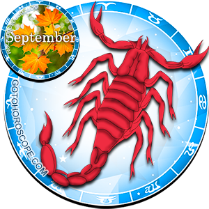 Daily Horoscope for Scorpio for September 13, 2012