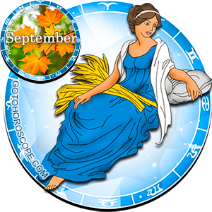 Monthly September 2012 Horoscope for Virgo
