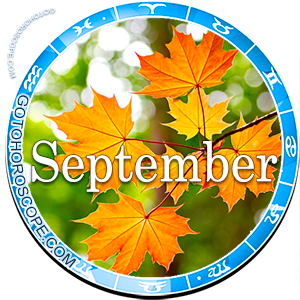 Horoscope for September 2012