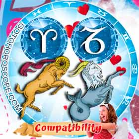 Aries and Capricorn Compatibility in Love